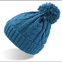Крутая шапка vogue с флисом внутри
