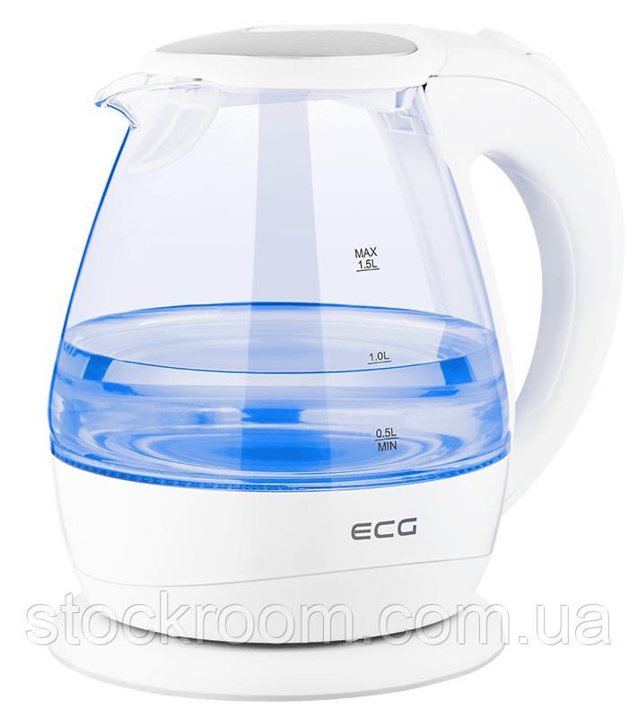 Электрочайник ECG RK 1520 GLASS 1.5л