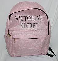 Рюкзак прогулочный, розовый, Victorias Secret (реплика)