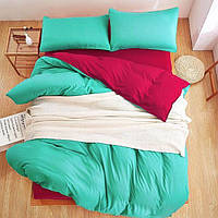Красивый комплект постельного белья Турция в подарочной упаковке Евро идеальный на подарок