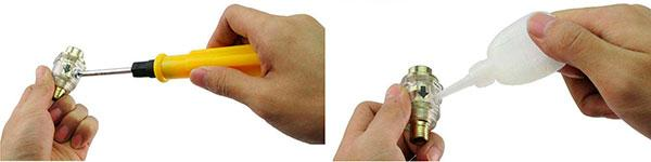 "Мини масленка для пневмоинструмента 1/4"" INTERTOOL PT-1440"