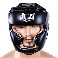 Шлем боксерский закрытый Flex Everlast размер XL. Распродажа! Оптом и в розницу!, фото 1