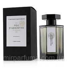 Парфюм мужской  L`Artisan Parfumeur Fou d`Absinthe (Лартисан Парфюмьер)