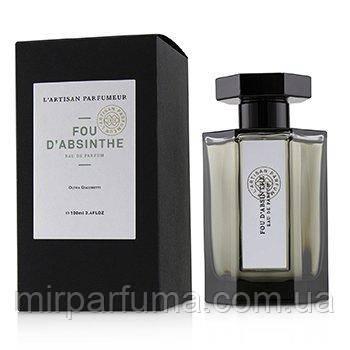 Парфюм мужской  L`Artisan Parfumeur Fou d`Absinthe (Лартисан Парфюмьер), фото 2