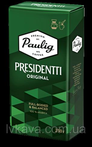 Кофе молотый Paulig Presidentti original ,  250г