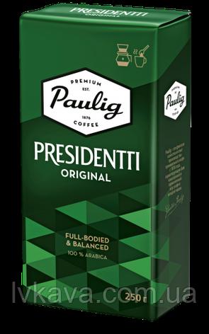 Кофе молотый Paulig Presidentti original ,  250г, фото 2