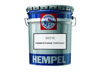 Полиуретановая краска Hempathane TOPCOAT 55210 (двухкомпонентная)