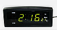 Часы | Электронные часы CX-818 LED Caixing, фото 2