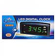 Часы | Электронные часы CX-818 LED Caixing, фото 3