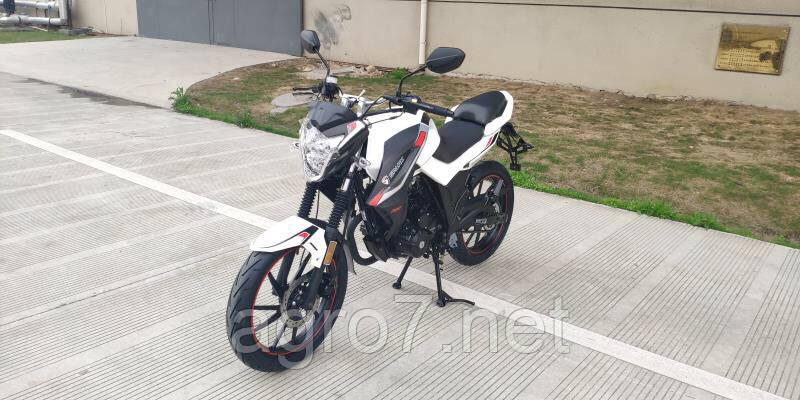 Мотоцикл с доставкой Spark SP 200R-28