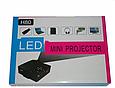 Проектор | Проекторы для дома | Мультимедийный LED проектор W662 H80, фото 3
