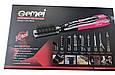 Фен | Стайлер для завивки волос Gemei GM-4835 10 в 1, фото 8