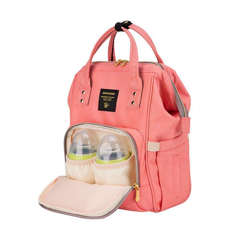 "Рюкзаки для мам | Удобная сумка для мам Mom Bag ""Baby Kingdom"""