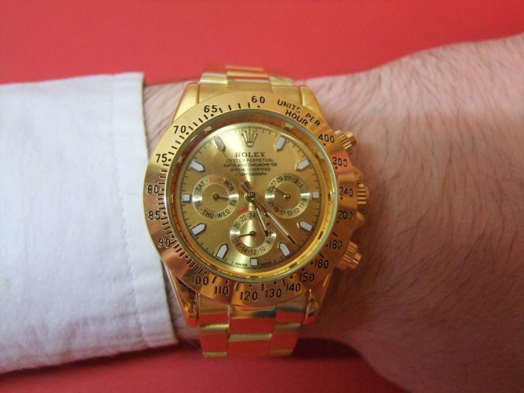 Наручные часы   Мужские часы Rolex Daytona