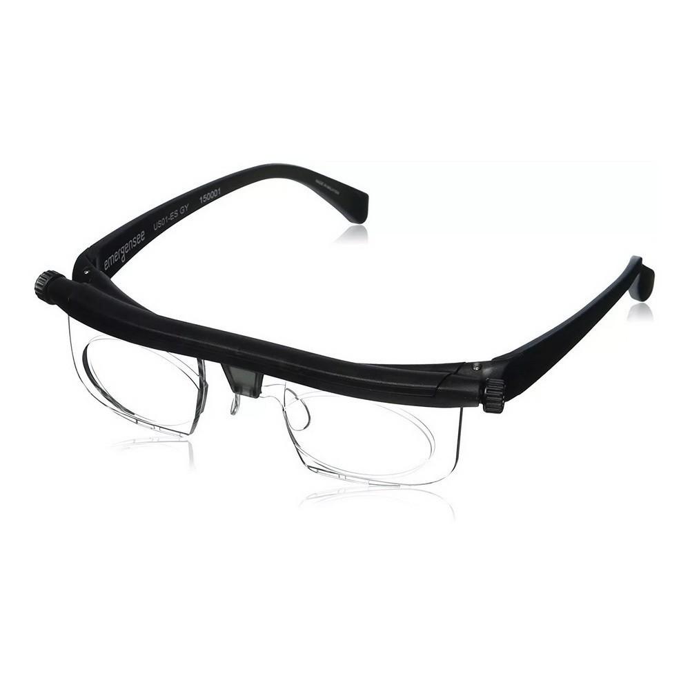 Очки для улучшения зрения | Очки с регулировкой линз Dial Vision