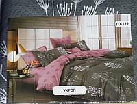 """Комплект постельного белья ТМ """"Tirotex"""" производства Республики Молдова. Бязь. 100% хлопок"""
