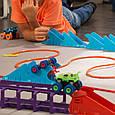 Игрушечные трассы | Дополнительный двойной комплект к Trix Trux , фото 4