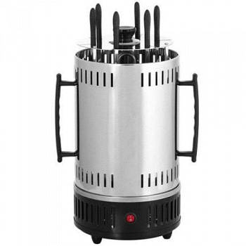 Bbq электрошашлычница на 6 шампурів Domotec