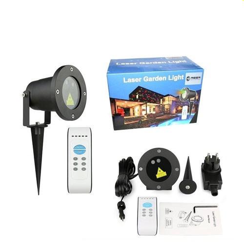 Проектор   Лазерный проектор для дома   Лазерный проектор Star Shower RG12