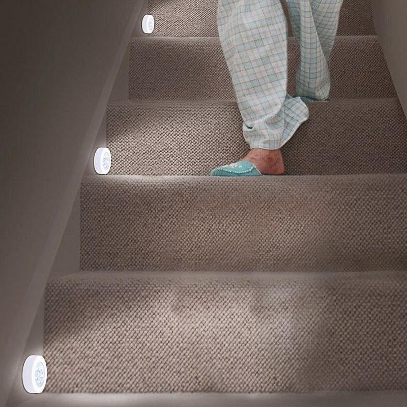 Точечный светильник | Настенные светильники | Освещение Atomic Beam Tap Light