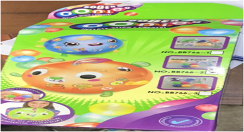 Детские конструкторы   Конструктор из надувных шариков   Дополнительные детали для конструктора Onoise