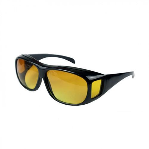 Антибликовые очки | Очки для вождения ночного видения HD vision Glasses 2 в1