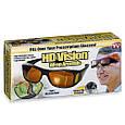 Антибликовые очки | Очки для вождения ночного видения HD vision Glasses 2 в1, фото 8