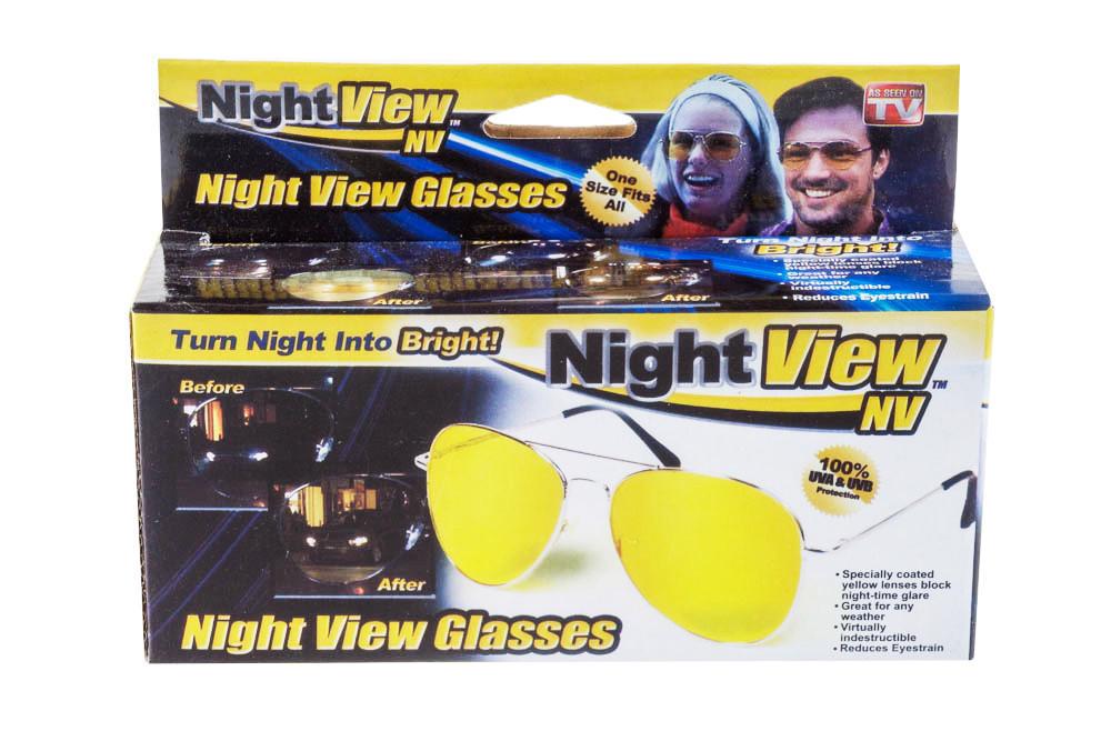 Антибликовые очки | Очки для вождения ночного видения New night view