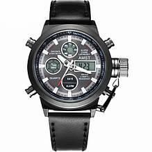 Наручные часы | Мужские часы | Кварцевые часы Amst Watch AM3022 (выбор цвета)