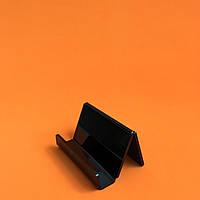 Подставка под визитки (Черная)