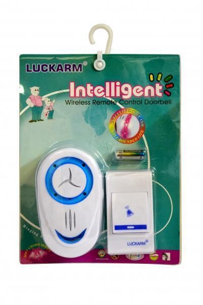 Дверной звонок Luckarm 8853 от розетки 220в