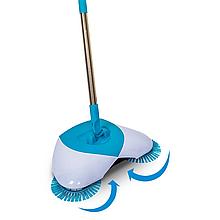 Веник для уборки | Универсальная швабра | Механическая щётка для уборки пола Hurricane Spin Broom