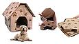 Домик для кошек   Домики для собак   Будка для питомца Portable Dog House, фото 4