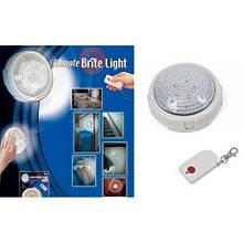 Светильники | Светильник с пультом | Светодиодный светильник Remote Brite Light