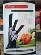 Наборы ножей | Кухонные ножи | Керамические ножи на подставке 3 шт, фото 3