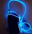 Наушники | Наушники для телефона | Наушники вакуумные светящиеся Light Earphone (выбор цвета), фото 5