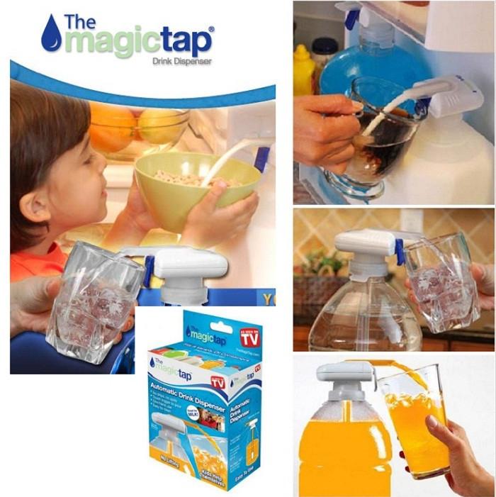 Дозаторы напитков | Дозаторы автоматические | Автомотический дозатор для напитков Magic Tap
