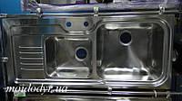 Мойка кухонная из нержавеющей стали Franke  OPERA OPX 621, фото 1