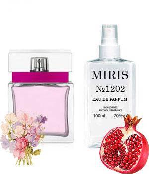 Духи MIRIS №1202 (аромат похож на Angel Schlesser So Essential) Для Женщин 100 ml, фото 2