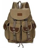 Рюкзак мішковина хакі RRX, фото 2