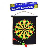 Дартс магнитный, d=25 см