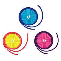 Скакалки для Художественной гимнастики Chacott COMBINATION COLOR ROPE (NYLON / 3м.) 301509-0011-98