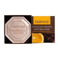 Натуральное мыло Шоколад и апельсин 100г. Farmasi