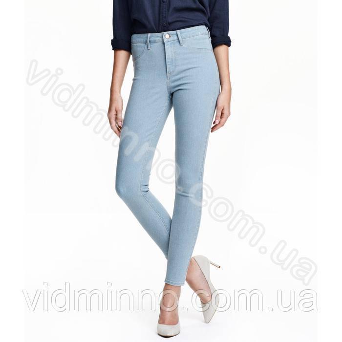 Жіночі джинси - скінні H&M р.32