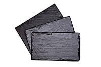 Поднос (сланец) из натурального камня прямоугольный 40*30см 400/300, фото 1