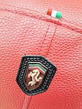 Женские сумка SJ-Ferrari искусств кожа спортивная стильная только оптом, фото 8