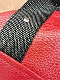 Женские сумка SJ-Ferrari искусств кожа спортивная стильная только оптом, фото 9