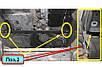 Защита MERCEDES B-class T245 (W246) 2011--, фото 5