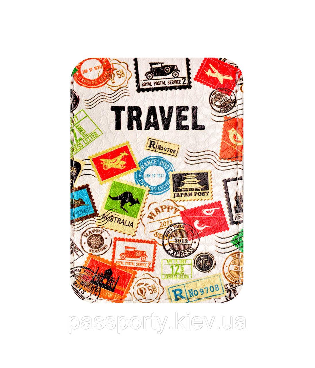 Обложки на пластиковый паспорт оптом