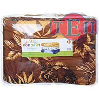 Одеяло полуторное ТЕП КОЛОРИТ (синтепон), 205х145, фото 1